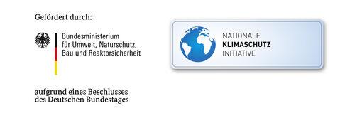 Klimaschutz Logo BMUB NKI